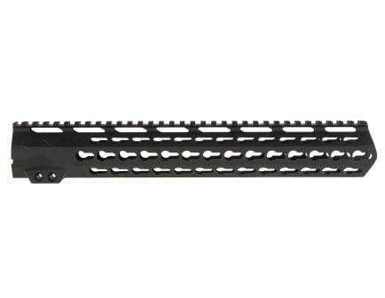"Aim Sports Keymod 13.5"" .308 AR/M4 Low Profile Free Float Handguard, Black - MTK13L308"