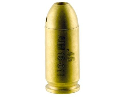 Aim Sports .45 ACP Cartridge Laser Boresight - PJBS45
