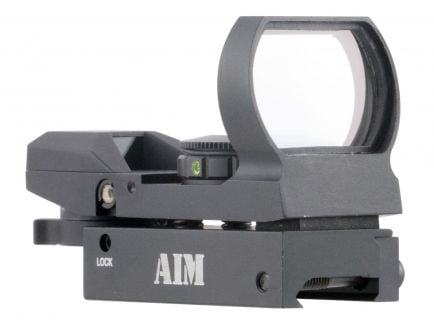 Aim Sports Warfare Edition 1x34mm Reflex Sight - RT4WF1