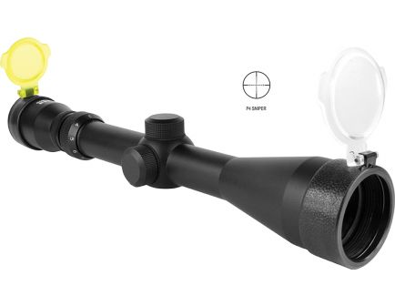 Aim Sports Tactical 3-9x40mm P4 Sniper Rifle Scope - JLB3940G