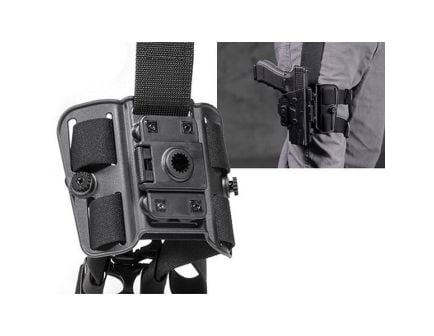 Alien Gear Holsters ShapeShift Ambidextrous Carry Expansion Pack, Black - SSEPDL