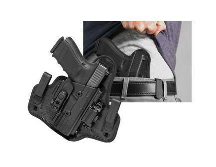 Alien Gear ShapeShift 4.0 RH Glock 19 IWB Holster, Black - SSIW0057RHXX