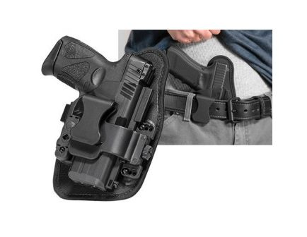 Alien Gear ShapeShift Right Hand S&W M&P Shield 45 Appendix Carry IWB Holster, Black - SSAP0833RH