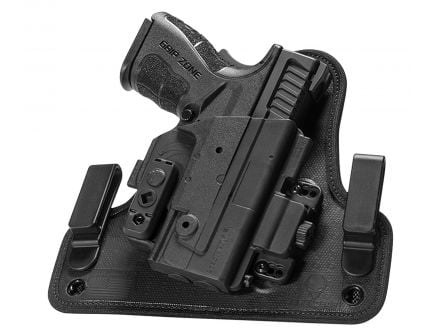 Alien Gear ShapeShift 4.0 RH SIG P229r 9mm IWB Holster, Black - SSIW0416RHXXX