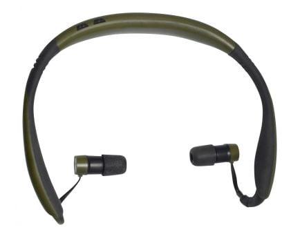 Pro Ears Stealth 28 dB Inside the Ear Electronic Earmuff, Green - PEEBGRN