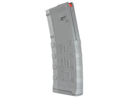 Amend2 30 Round .223 Rem/5.56 Mod 2 AR15/M4/M16 Detachable Magazine, Gray - 556MOD2GRY30