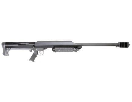 Barrett Firearms Model 99 Fluted Barrel .50 BMG Bolt Action Rifle, Black - 13305