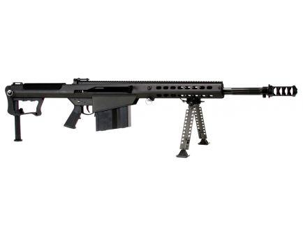 Barrett Firearms M107 A1 .50 BMG Semi-Automatic Rifle, Black Cerakote - 14084