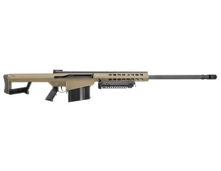 Barrett Firearms M82 A1 .50 BMG Semi-Automatic AR-15 Rifle, FDE Cerakote - 14031