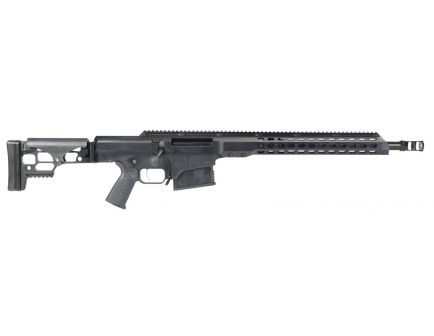 Barrett Firearms MRAD .308 Win/7.62 Bolt Action Rifle, Black Cerakote - 14342