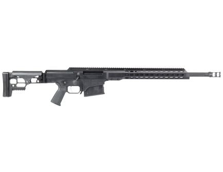 Barrett Firearms MRAD .308 Win/7.62 Bolt Action Rifle, Black Cerakote - 14345