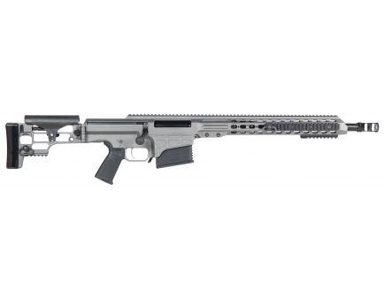 Barrett Firearms MRAD .308 Win/7.62 Bolt Action Rifle, Tungsten Gray Cerakote - 14368