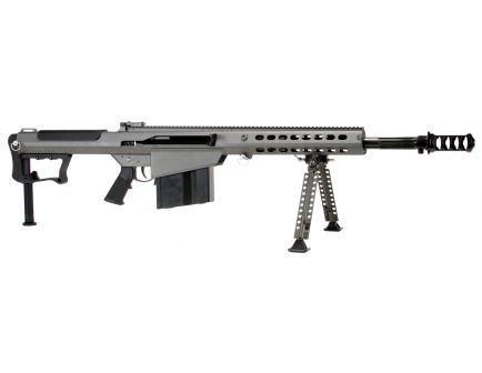Barrett Firearms M107 A1 .50 BMG Semi-Automatic Rifle, Gray Cerakote/Black Parkerized - 14552