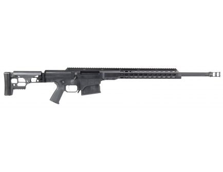 Barrett Firearms MRAD .300 Win Mag Bolt Action Rifle, Black Cerakote - 14361