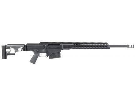 Barrett Firearms MRAD .338 Lapua Mag Bolt Action Rifle, Black Cerakote - 14355