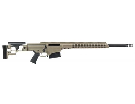 Barrett Firearms MRAD .338 Lapua Mag Bolt Action Rifle, Flat Dark Earth Cerakote - 14374