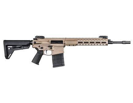 Barrett Firearms REC10 Carbine .308 Win Semi-Automatic AR-10 Rifle, FDE Cerakote - 16926