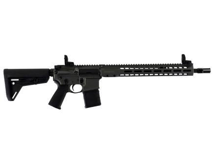 Barrett Firearms REC7 DI Carbine 5.56 Semi-Automatic AR-15 Rifle, Tungsten Gray Cerakote - 17121