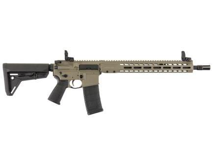 Barrett Firearms REC7 DI Carbine 5.56 Semi-Automatic AR-15 Rifle, FDE Cerakote - 17123