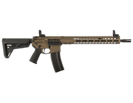 Barrett Firearms REC7 DI Carbine 5.56 Semi-Automatic AR-15 Rifle, Burnt Bronze Cerakote - 17125