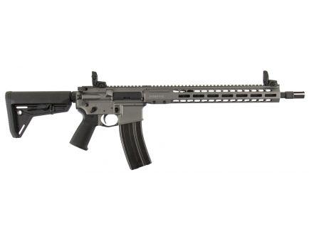 Barrett Firearms REC7 DI Carbine .300 Blackout Semi-Automatic AR-15 Rifle, Tungsten Gray Cerakote - 17177