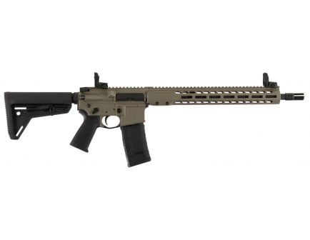 Barrett Firearms REC7 DI Carbine .300 Blackout Semi-Automatic AR-15 Rifle, FDE Cerakote - 17179