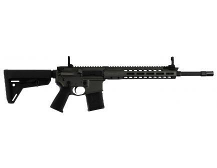 Barrett Firearms REC7 Carbine 5.56 Semi-Automatic AR-15 Rifle, Tungsten Gray Cerakote - 16981