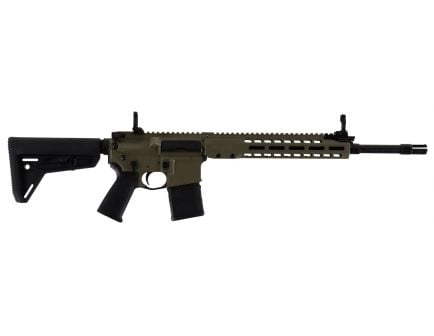 Barrett Firearms REC7 Carbine 5.56 Semi-Automatic AR-15 Rifle, FDE Cerakote - 16983