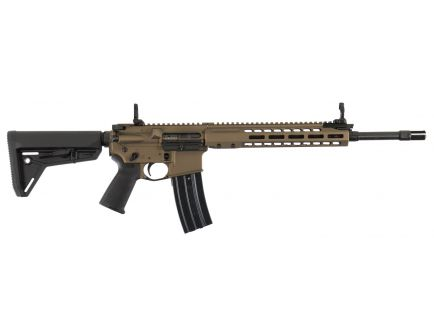 Barrett Firearms REC7 Carbine 5.56 Semi-Automatic AR-15 Rifle, Burnt Bronze Cerakote - 16985