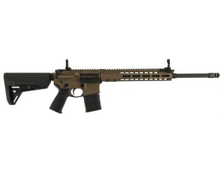 Barrett Firearms REC7 DMR 5.56 Semi-Automatic AR-15 Rifle, Burnt Bronze Cerakote - 17097