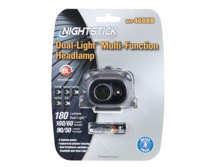 Bayco Products Nightstick Dual-Light LED Headlamp, Black - NSP-4608B