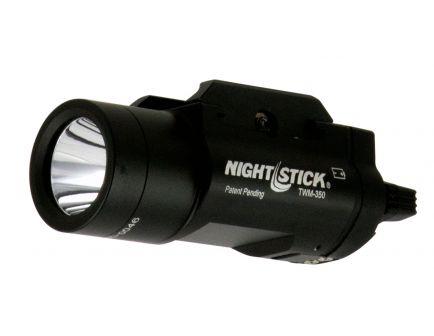 Nightstick 350 lm Cree LED Weapon Light w/ Strobe, Black - TWM-350S