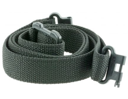 Blue Force Gear 1-Point Adjustable Hunting Sling, Black - HS-125-DS-BK