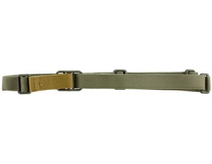 Blue Force Gear Adjustable 2-Point Padded Sling, OD Green - VCAS-200-OA-OD