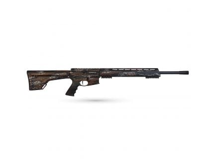 "Brenton Usa Ranger Carbon Hunter 22"" .450 Semi-Automatic Rifle, MarbleKote Harvest Camo - RR22HM450"