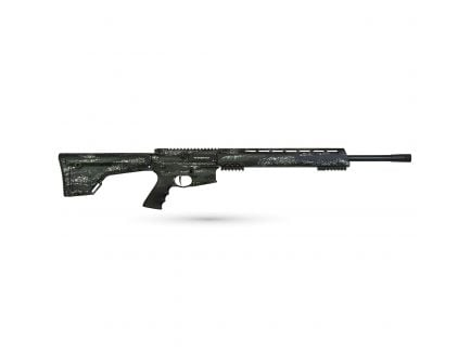 "Brenton Usa Ranger Carbon Hunter 22"" .450 Semi-Automatic Rifle, MarbleKote Foliage Camo - RR22FM450"