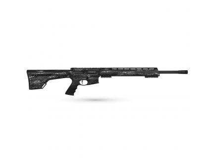 "Brenton Usa Ranger Carbon Hunter 22"" .450 Semi-Automatic Rifle, MarbleKote Midnight Camo - RR22MM450"