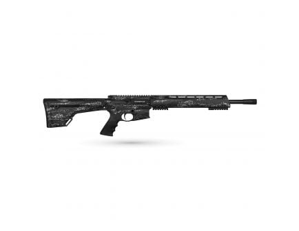 "Brenton Usa Ranger Carbon Hunter 18"" 6.5mm Grendel Semi-Automatic AR-15 Rifle, MarbleKote Midnight Camo - RR18MM6.5"