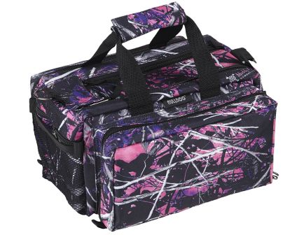 Bulldog Cases Deluxe Tactical Range Bag w/ Strap, Muddy Girl Camo - BD910MDG