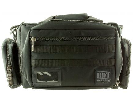 Bulldog Cases BDT Tactical Molle Range Bag, X-Large, Black - BDT930B