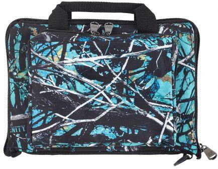 Bulldog Cases Mini Range Pistol Bag, Muddy Girl Serenity Camo - BD915SRN
