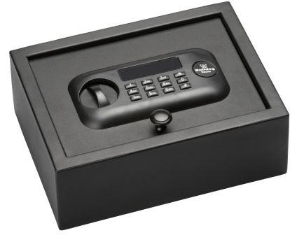 Bulldog Cases Standard Digital Top Open Vault, Black - BD1030