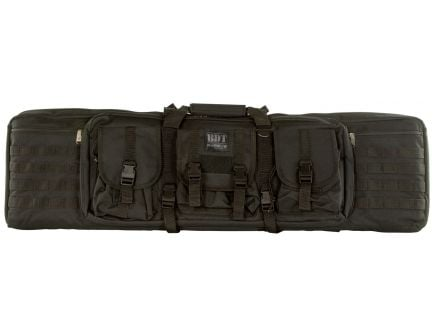 "Bulldog Cases BDT Tactical Single Rifle Bag, 43"", Black - BDT40-43B"
