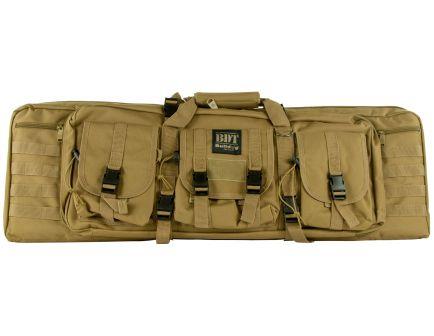 """Bulldog Cases BDT Tactical Double Rifle Bag, 37"""", Tan - BDT60-37T"""