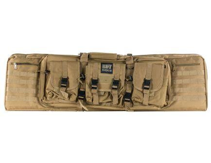 """Bulldog Cases BDT Tactical Double Rifle Bag, 43"""", Tan - BDT60-43T"""
