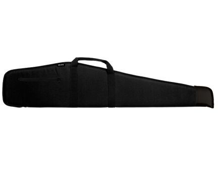 "Bulldog Cases Deluxe Scoped Rifle Case, 48"", Textured Black w/ Black Trim - BD200"