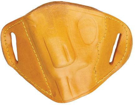 Bulldog Cases Small Ambidextrous Hand .22/.25/.32/.380 Very Smaller Frame Micro Inside-The-Pocket Holster, Tan - MLT-IP