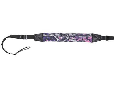 Bulldog Cases Deluxe Padded Adjustable Sling w/ Quick Detach Swivel, Muddy Girl Camo - BD815MDG