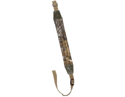 Bulldog Cases Quick Detach Deluxe Padded Adjustable Sling, Realtree AP - BD815