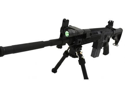 Colt Microtac Predator 100 lm Green PGS HO LED Weapon Light, Black - CLTPGS100AAA
